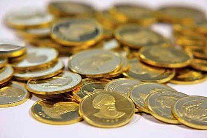 سکه به کانال ۲ میلیون تومان سقوط میکند