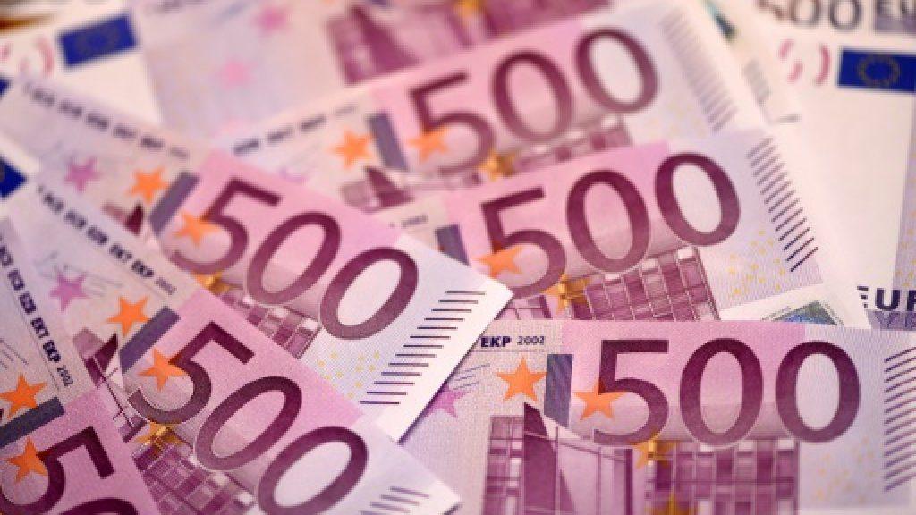 انتشار اسکناسهای ۵۰۰ یورویی از امروز متوقف میشود