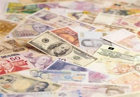 قیمت روز ارزهای دولتی ۹۷/۱۰/۱۵| نرخ ۲۵ ارز افزایشی شد