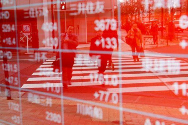 سهام آسیایی و آمریکایی با نگرانی از رشد اقتصادی جهان افت کرد