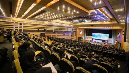 همایش سراسری مدیران بانک پاسارگاد برگزار شد