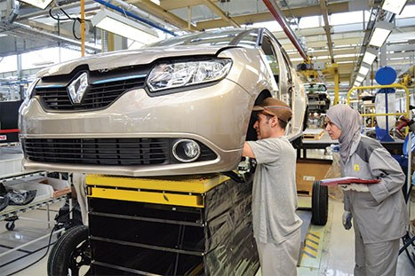 پیشبینی تولید قطعات خودرو تا پایان سال