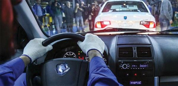 به زودی خودروهای پیشفروش شده تحویل داده میشوند