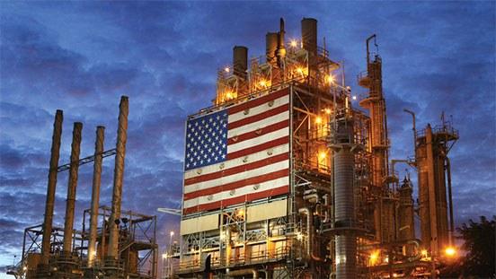 تولید نفت آمریکا به رکورد ۱۲ میلیون بشکه در روز رسید