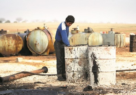تولید ناخالص کشورهای نفتخیز/ رشدهای نزولی