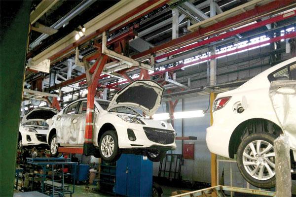 خبرهای خوشی از سوی ایران خودرو در راه است