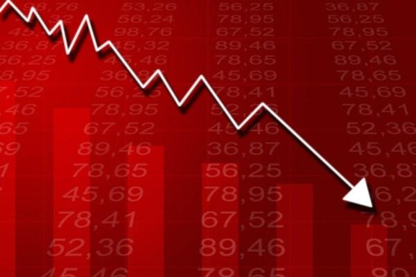سقوط شاخص بورس به ارتفاع ۱۵۶ هزار واحدی