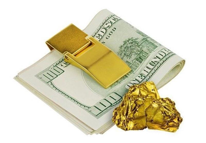 قیمت جهانی طلا امروز ۱۳۹۷/۱۱/۳۰ | افت قیمت طلا پس از ثبت رکورد ۱۰ماهه