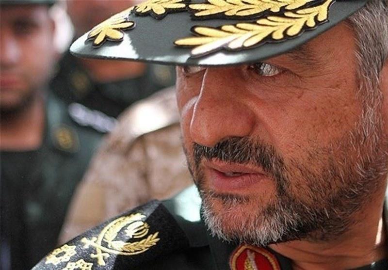 فرمانده سپاه: تروریستهای جنایت زاهدان در حمایت پاکستان هستند
