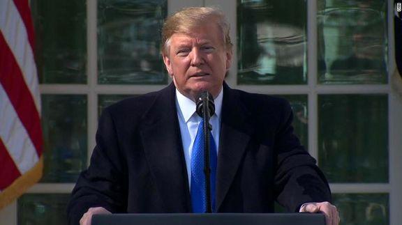 پایان جنگ تجاری آمریکا و چین / دونالد ترامپ افزایش تعرفه بر کالاهای چینی را تعلیق کرد