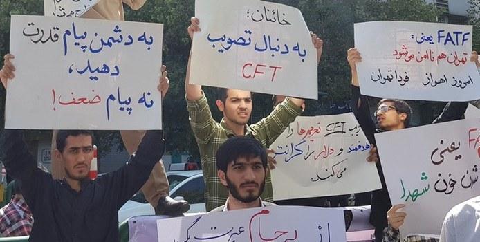 بازی تندروهای ایران در زمین دونالد ترامپ و پیامک باران مصلحت نظام