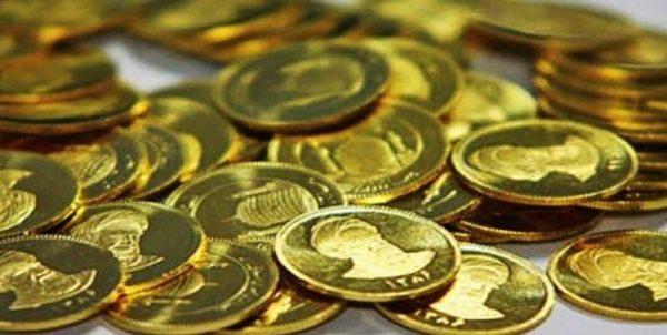 حباب سکه ۳۷۰ هزار تومان شد