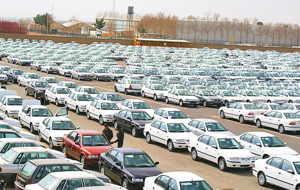 ترخیص ۲۵۰۰ کانتینر قطعات خط تولید ایران خودرو