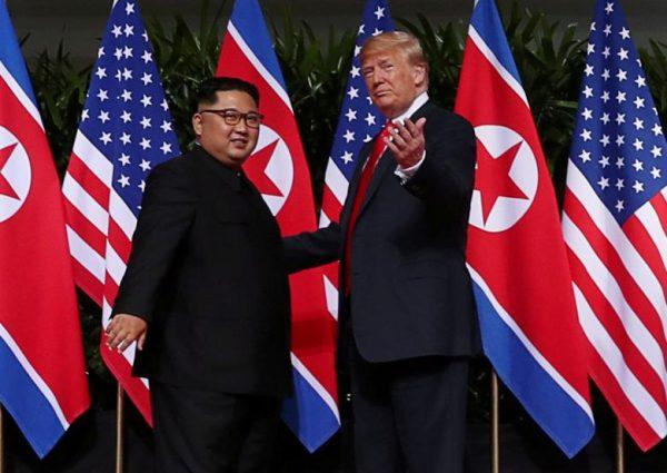 ترامپ: ۲۷ و ۲۸ فوریه با رهبر کرهشمالی دیدار میکنم/ از ایران چشم برنخواهیم داشت
