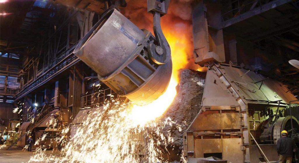 فولادسازان بزرگ بیش از 4.7 میلیون تن صادرات داشتند
