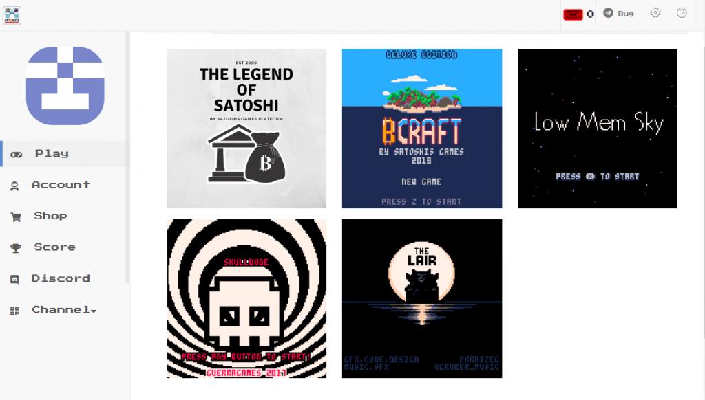 در شبکه لایتنینگ بازی کنید و بیت کوین جایزه بگیرید !