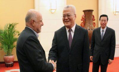 """""""فاز ۱۱ پارس جنوبی"""" محور مذاکره زنگنه در پکن"""
