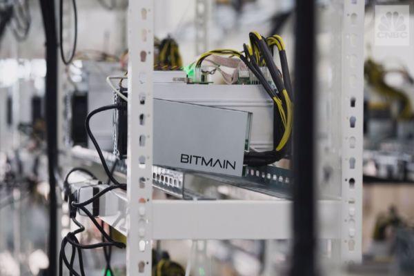 بیتمین از تراشه ایسیک جدید با مصرف بهینه انرژی برای استخراج بیت کوین رونمایی کرد