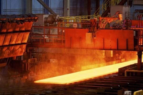 رشد سیزده درصدی تولید فولاد خام و هفت درصدی محصول در 10 ماه