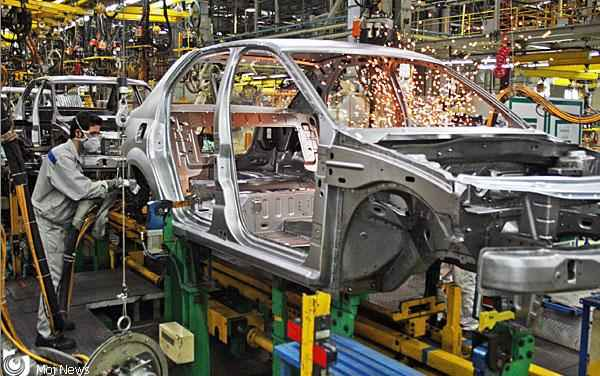 سناریوی خوشبینانه صنعت خودرو