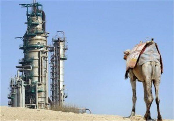 صادرات نفت خام عربستان کاهش یافت