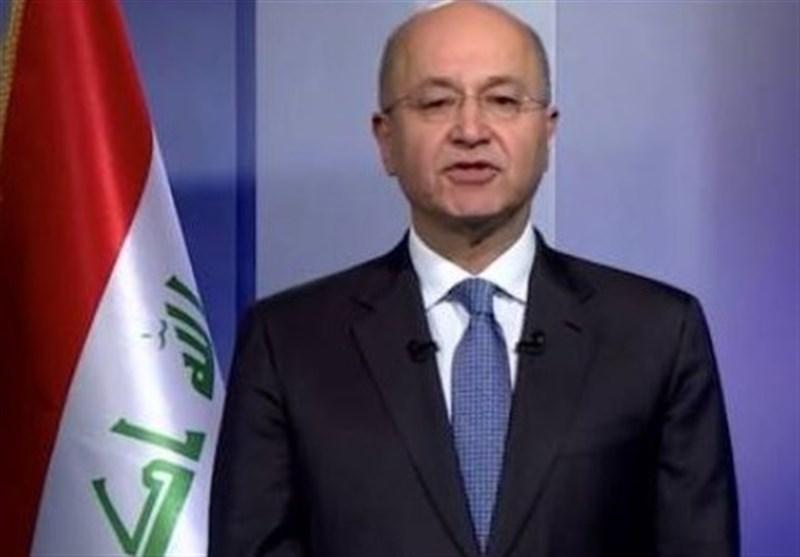 برهم صالح در پاسخ به تسنیم: ثبات منطقه بدون ایران ممکن نیست/ روابط با تهران برای ما مهم است