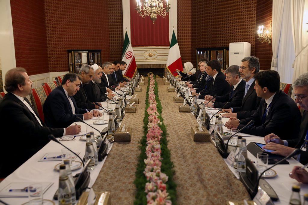 هیات عالیرتبه اروپا به تهران میآید