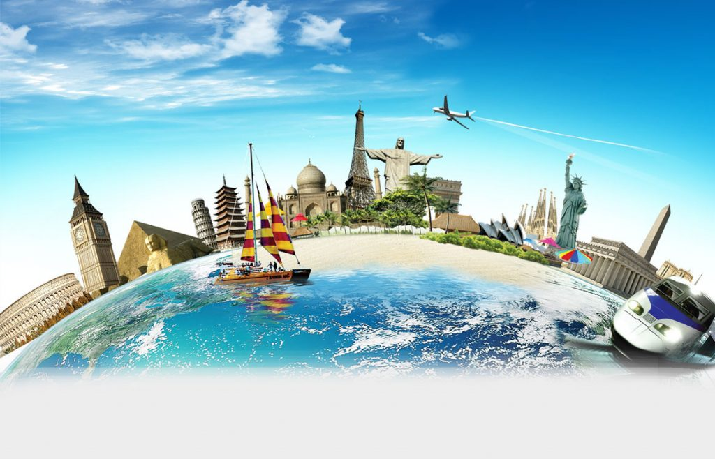 میزان وابستگی کشور های مختلف به صنعت توریسم و گردشگری در سال 2017