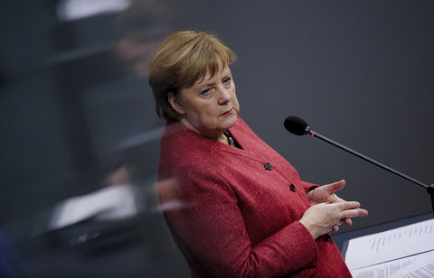 صدراعظم آلمان خواهان افزایش نرخ بهره در اروپا شد