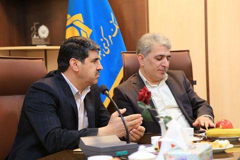امضای تفاهمنامه همکاری بانک ملی ایران و استانداری گیلان