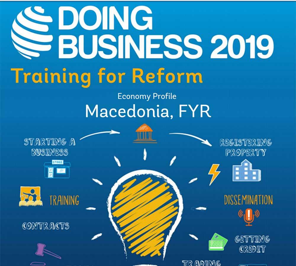 گزارش جدید سهولت انجام کسب و کار بانک جهانی Doing Business2019