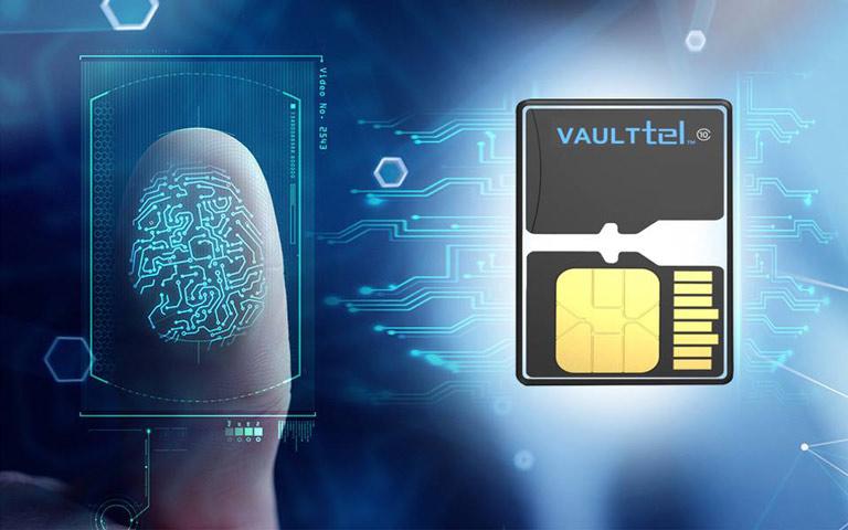والت تل : اولین کیف پول سختافزاری ویژه شکاف سیمکارت گوشی