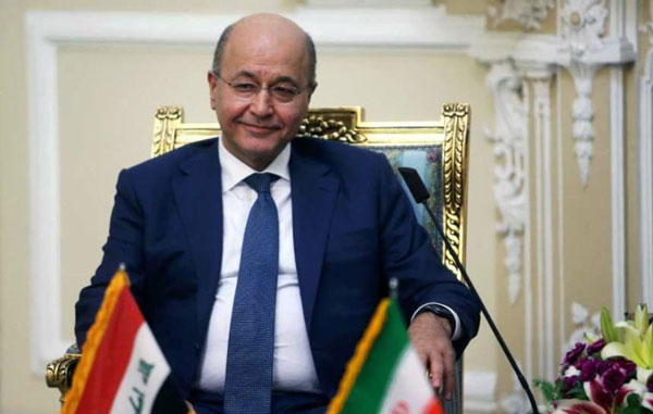 صالح: سفر روحانی به عراق موجب تعمیق مناسبات می شود