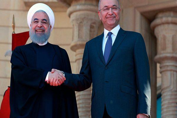 واشنگتن پست: سفر روحانی به عراق مقدمه بی اثر کردن تحریم هاست
