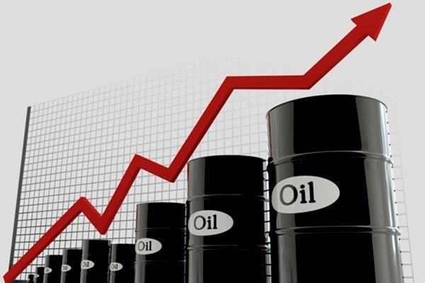 قیمت جهانی نفت امروز ۱۳۹۷/۱۲/۱۵