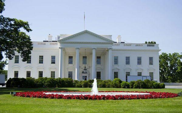 زمستان به «کاخ سفید» آمد