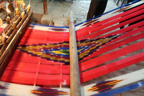 حمایت بانک سامان از هنر ۸۰۰ ساله داراییبافی