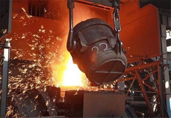 فولاد بالاتر از میانگین ماهانه ۹۷ در فروردین درآمد ساخت