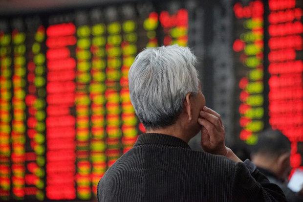 اُفت ۳/ ۲ درصدی سهام چین