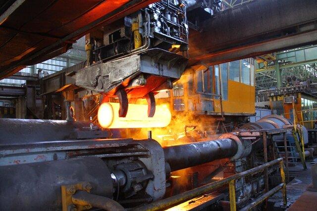 رشد 7.1 درصدی تولید فولاد در ایران