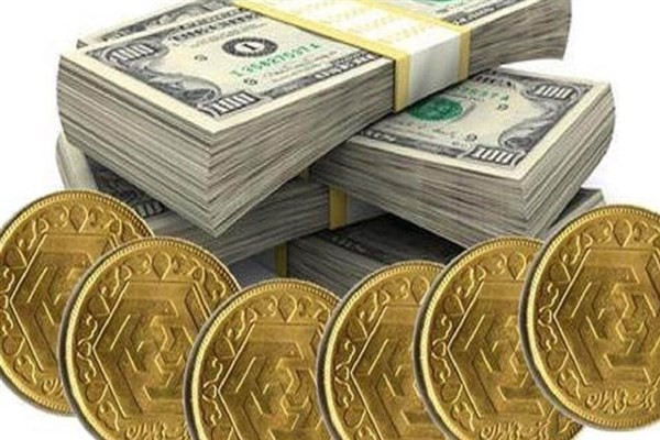 پیشی گرفتن دلار از سکه