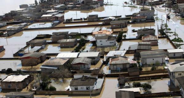 باز سازی مناطق سیل زده با اوراق قرض الحسنه