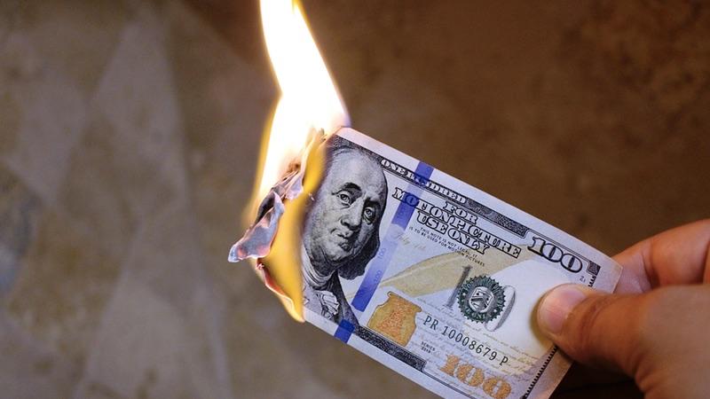 """""""نه"""" به دلار!"""