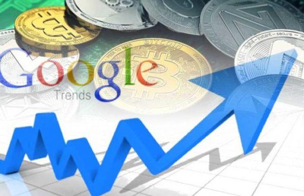 افزایش ۳ برابری جستجوی کلمه بیت کوین در رشد اخیر قیمت ارزهای دیجیتال