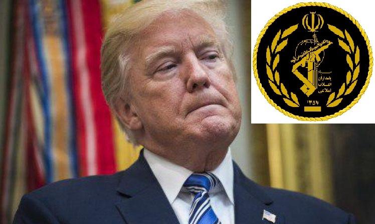 جامعه اطلاعاتی پنتاگون مخالف تصمیم ترامپ درباره سپاه است