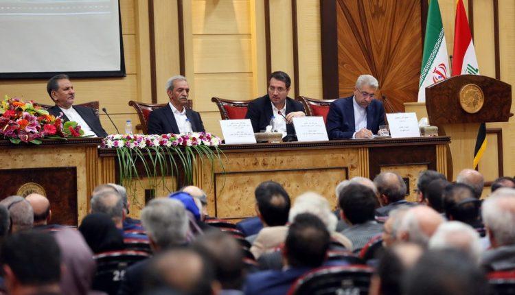 برنامه ریزی ایران و عراق برای افزایش ارزش تجارت به 20 میلیارد دلار است