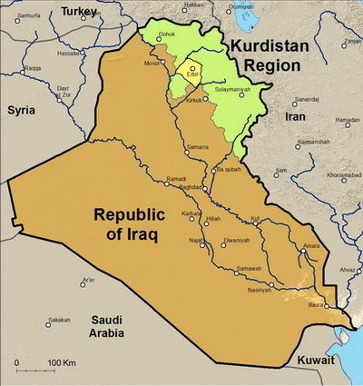 راه حل عراق برای نفت سرگردان اقلیم کردستان