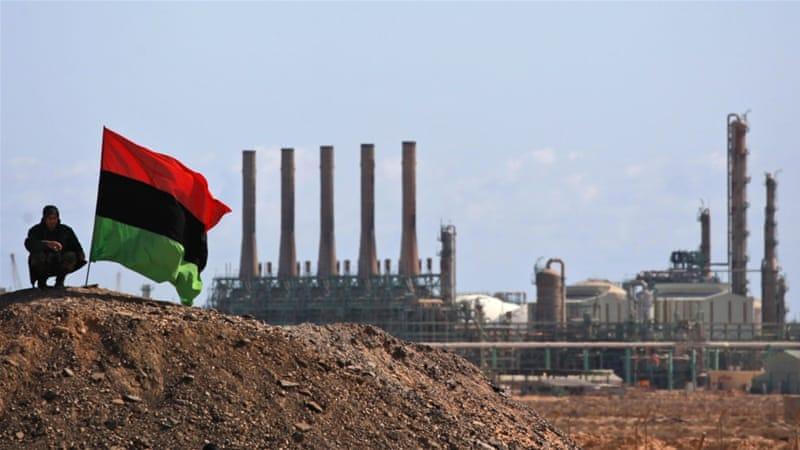 آتش جنگ لیبی در بازار نفت
