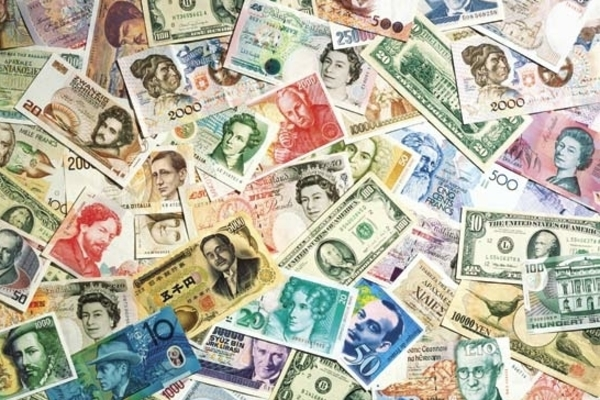 نرخ یورو و پوند افزایش یافت (4 خرداد ماه)