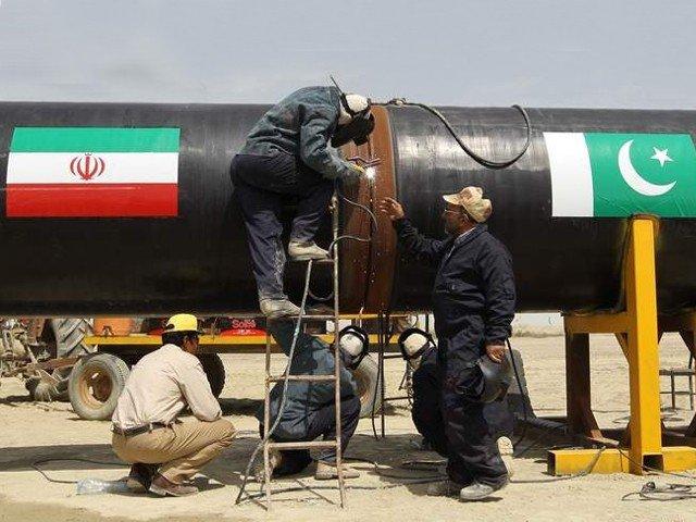 اتمام پروژه خط لوله گاز مشترک ایران و پاکستان